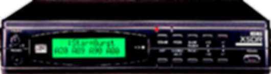 Korg X5DR synthesizer module