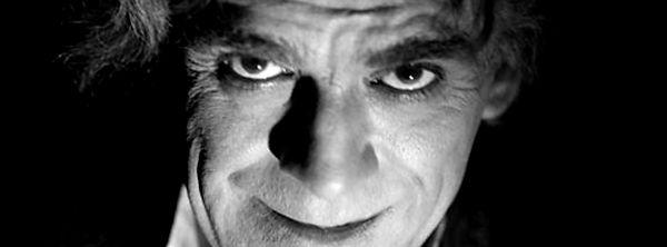 Boris Karloff's hypnotic eyes