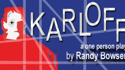 Moments from KARLOFF the play