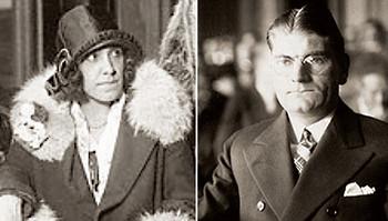 Alice and Leonard Rhinelander