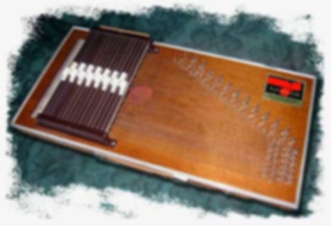 the Autoharp sampled fo RBow Productions software instrument version