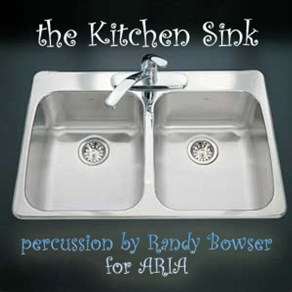 Kitchen Sink logo for SFZ instrument library