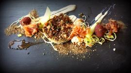 Chevreau et Kimchi de William Mallette.j