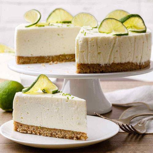 Cheese cake citron lime
