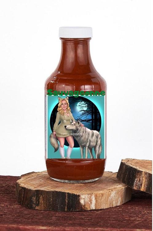 Sauce BBQ La Sauvageonne