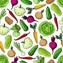 61439692-légumes-sans-soudure-fond-d-écr