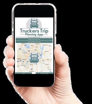 Solo-Company-Drivers-Truckers-Trip-Plann