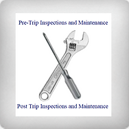 Pretrip Post Trip Inspections icon
