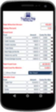 Solo Leased and Owner Operators Truck Cost Per Mile Calculator
