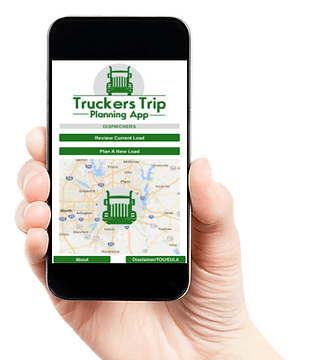 Dispatchers-Trip-Planning-App-on-mobile.