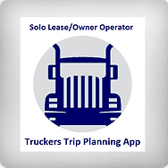 Truckers Trip Planning App For Solo Owner Operators icon