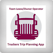 Truckers Trip Planning App For Team Owner Operators icon