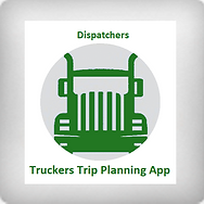 Truckers Trip Planning App For Dispatchers icon