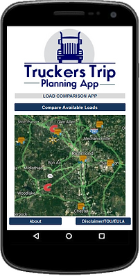 Trucking Profit and Loss Spreadsheet Load Comparison App