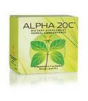 באבקה-(Alfa 20C) אלפא 20C תוסף מזון
