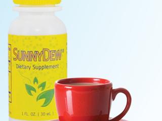 ☯ ממתיק צמחי סאני-דיו (SunnyDew)