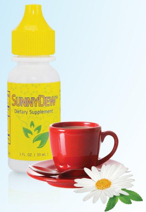 ממתיק צמחי סאני-דיו (SunnyDew)