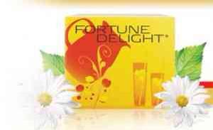 תה צמחי פורטשיין דלייט(Fortune Delight®)