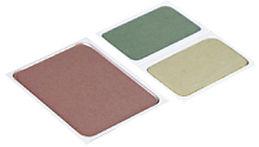 גווני ערכת איפור מס' 6  סומק בגוון Natoral Burnt Bronze, צללית בגוון Golden Weat ובגוון Golden Green