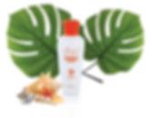 Sunmilk  SPF25 קרם הגנה טבעי מהשמש