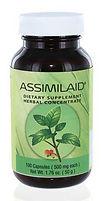 אסימילייד (Assimilaid) תוסף מזון  מחזק את מערכת העיכול