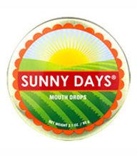 SunnyDays - סוכריות מנטה