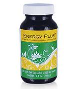 (Energy Plus)  E אנרג'י פלוס תוסף מזון ויטמין