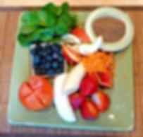 מגוון אוכל בריא