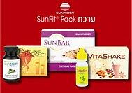 ערכת דיאטה SunFit