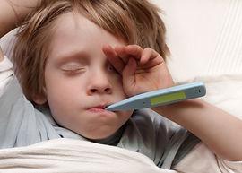 הורדת חום אצל תינוקות