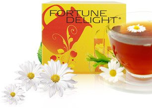 Fortune Delight - תה ירוק
