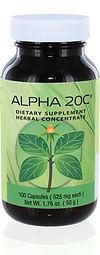 (Alfa 20C) אלפא 20C תוסף מזון