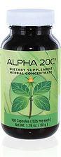 (Alfa 20C) אלפא 20 C תוסף מזון  מחזק את מערכת חיסונית