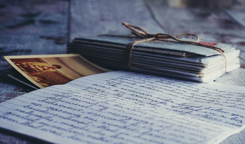 Lettres manuscrites