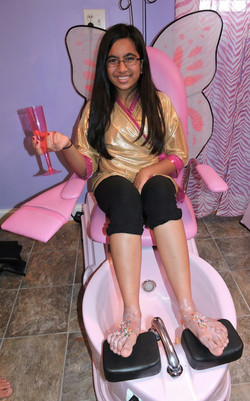 Ice Cream Pedicure