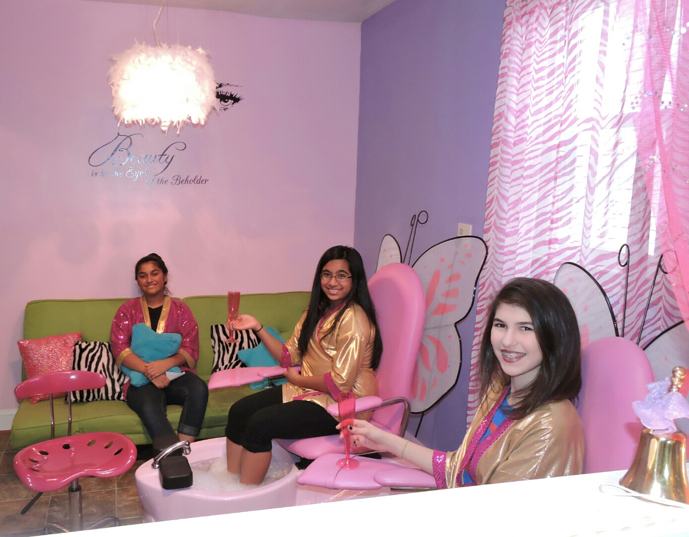 Pedicure Lounge