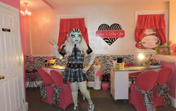 Monster High Party Characters