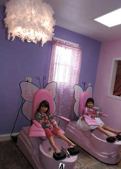 Pedicure Room