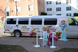 Posh N Play Party Limo