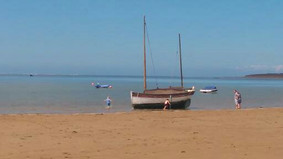 Low tide at Instow