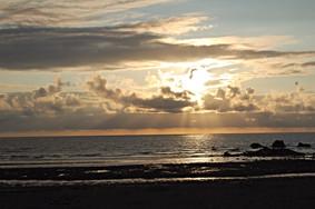 Sunset at Rockham