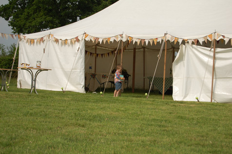 Food marquee