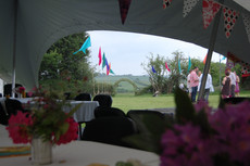 Wedding marquee 2
