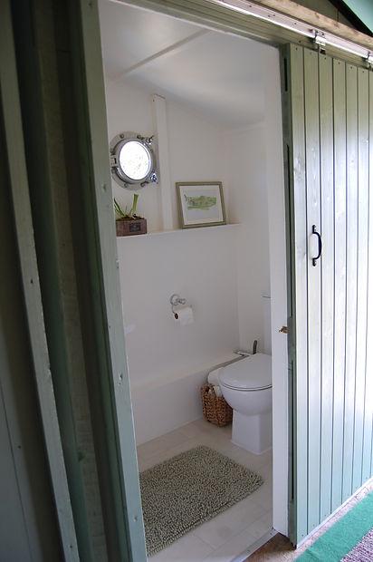 Toilet pod