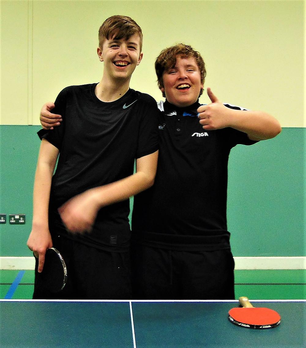 Ciaran Lynch & Harry Griffiths - Crosby High E
