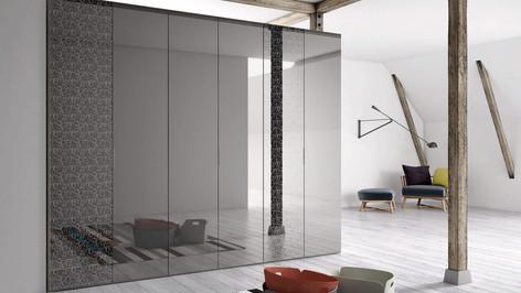 Cabinet Doors mirror