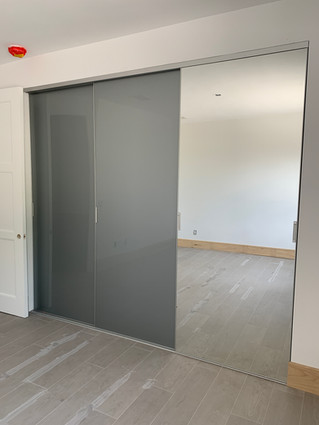 Silver Gray Doors + Mirror.JPG