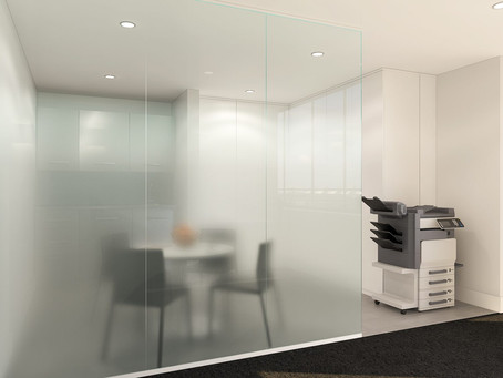 Frosted glass office divider..jpg