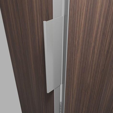 HBR Polished vertical