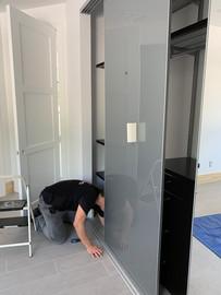 Closet Doors installation.JPG